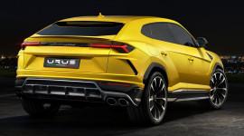 Nghe thử tiếng pô của siêu SUV Lamborghini Urus