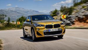 BMW X2 2018 có giá dưới 40.000 USD