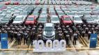 10.000 xe Chevrolet được bán tại Việt Nam năm 2017