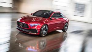 Mercedes xác nhận A-Class sedan dành cho thị trường Mỹ