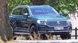 Volkswagen Touareg 2019 sẽ ra mắt vào tháng 4 tới