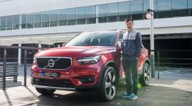 Lái thử Volvo XC40 2018 hoàn toàn mới tại Barcelona