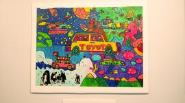 Vẽ chiếc ôtô mơ ước, trẻ em Việt có cơ hội tranh tài tại Nhật
