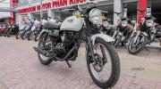 Chi tiết Kawasaki W175: Xế hoài cổ giá hơn 60 triệu đồng tại Việt Nam