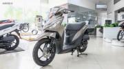 Suzuki Address thêm màu mới, quyết cạnh tranh với Honda Vision