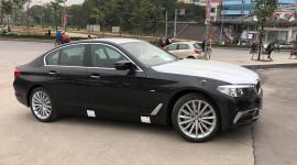 BMW 5-Series thế hệ mới đầu tiên về Việt Nam