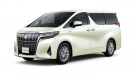 Toyota Alphard 2018 chính thức trình làng