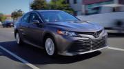 Toyota Camry 2018 vẫn là một lựa chọn hoàn hảo