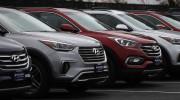 Hyundai và Kia đặt mục tiêu tăng trưởng khiêm tốn năm 2018