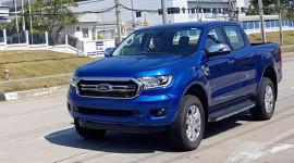 Ford Ranger 2018 bản nâng cấp lộ diện