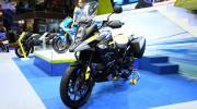 Suzuki V-Strom 1000 ABS 2017 có giá từ 419 triệu đồng tại Việt Nam