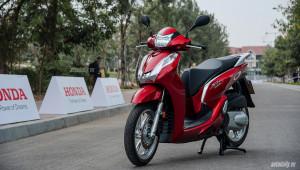 """Loạt xe máy """"hot"""" của Honda ra mắt năm 2017"""