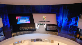 Porsche mở showroom thứ 100 tại Trung Quốc
