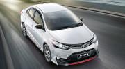 Toyota Vios 2018 bắt mắt hơn với bộ phụ kiện mới