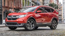 """SUV và Crossover """"cứu"""" thị trường Mỹ năm 2017"""