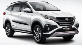 Ảnh chi tiết xe 7 chỗ giá rẻ Toyota Rush 2018