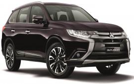 Mitsubishi Oultlander 2.4 4WD lắp ráp tại Malaysia giá hơn 38.000 USD