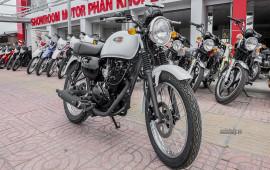 Với hơn 60 triệu đồng, chọn Kawasaki W175 hay Brixton BX 150 Classic LTD?
