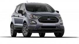 Ford bắt đầu bán EcoSport tại Mỹ