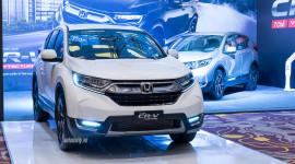 Honda CR-V 5+2 bản đắt nhất giá 1,256 tỷ đồng