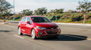 Đánh giá Chevrolet Cruze TD Hatchback 2018: Điểm sáng xe máy dầu