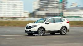 Giá lăn bánh của Honda CR-V 5+2 năm 2018 là bao nhiêu?