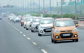 Khát khao xe hơi của người dân Việt Nam