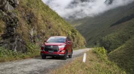 Toyota Việt Nam bán hơn 59.000 xe trong năm 2017