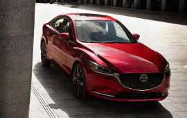 Mazda6 sử dụng hệ dẫn động bốn bánh chuẩn bị trình làng?
