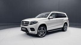 Mercedes-Benz GLS 2018 thêm phiên bản mới