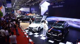Tháng cuối năm, thị trường ôtô Việt khởi sắc