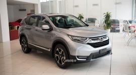 Honda CR-V 5+2 đã về đại lý, nhiều khách muốn nhận xe trước Tết