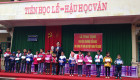 Honda Việt Nam trao tặng 12 thư viện đạt chuẩn Quốc gia