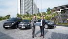 Mercedes-Benz Việt Nam bàn giao 16 xe cho khu nghỉ dưỡng Duyên Hà Resort Cam Ranh