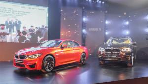 Trường Hải bán xe BMW - tham vọng một năm bằng 20 năm của Mercedes