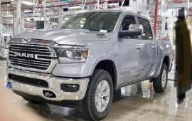Ram 1500 2019: Đối thủ của Ford F-Series và Chevrolet Silverado lộ diện