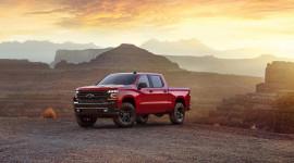 Ảnh chi tiết Chevrolet Silverado 2019