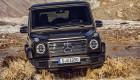 Mercedes-Benz G-Class 2019: Tái sinh một biểu tượng