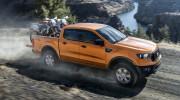 Ford Ranger 2019 có 8 tuỳ chọn màu ngoại thất