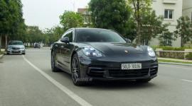 Chi tiết Porsche Panamera 4 Executive tại Việt Nam, giá từ 5,68 tỷ đồng