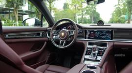 Ảnh chi tiết nội thất Porsche Panamera 4 Executive