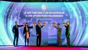 Volkswagen Việt Nam tiếp tục khai trương 4 đại lý trên toàn quốc