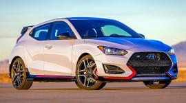 Hyundai Veloster 2019: tham vọng lấn sân hiệu suất cao