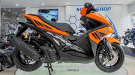 Ảnh chi tiết Yamaha NVX 155 ABS phiên bản màu giới hạn mới