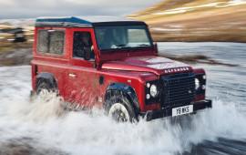 Land Rover Defender V8 chính thức trình làng