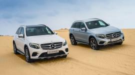 Mercedes-Benz GLC: Xe sang bán chạy nhất thị trường Việt năm 2017