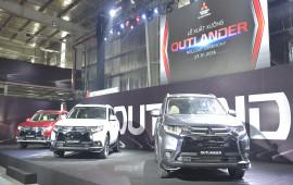 Bảng giá các mẫu xe Mitsubishi tháng 5/2018