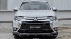 Ảnh chi tiết Mitsubishi Outlander bản lắp ráp tại Việt Nam