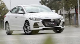 Hyundai Elantra Sport 2018 chính thức ra mắt, giá 729 triệu đồng
