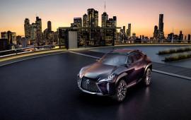 Lexus UX crossover có thể sớm trình làng